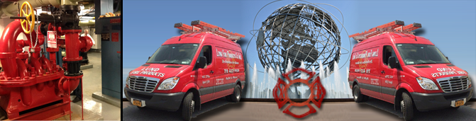 Fire Suppression Products NYC