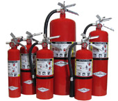 Fire Extinguisher NY